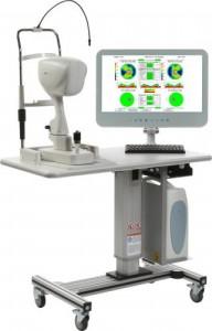Tomografia a coerenza ottica(OCT) Spectral Domain 3D En-face